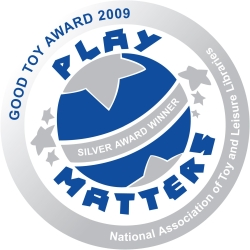 Good Toys Guide silver 2009